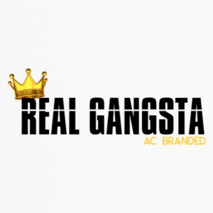 Real Gangsta AC BRANDED - Taza termo