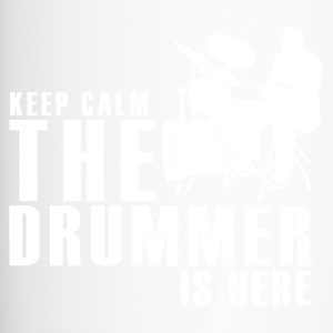 The Drummer is Here! - Thermo mok
