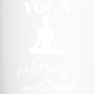 Yoga-for Body and Soul - Thermobecher