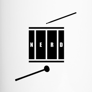 Nerd_Logo Black - Thermo mok