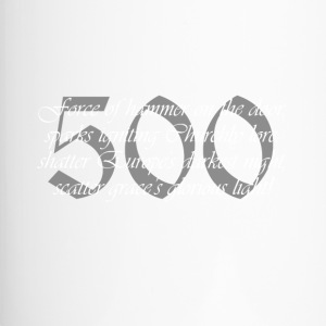 500 - Thermobecher