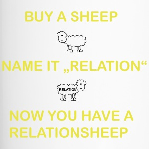 relation Sheep - Mug thermos