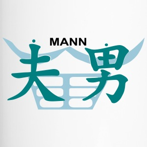 Chin Mann - Thermobecher