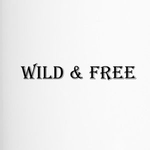 WILD & FREE - Thermobecher