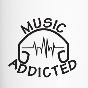 MUSIC_ADDICTED-2 - Taza termo