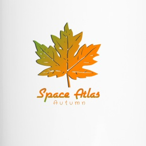 Space Atlas T-Shirt Autumn - Travel Mug