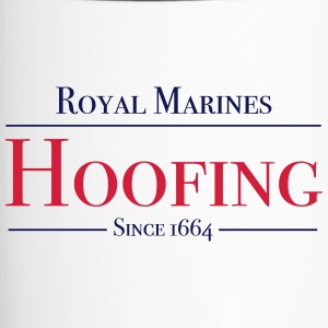Royal Marines Hoofing depuis 1664 - Mug thermos