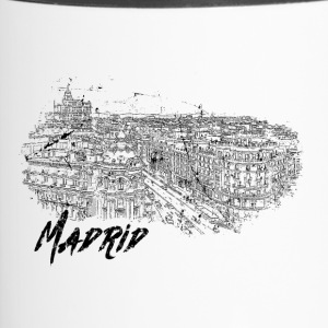 Madrid - City - City - Travel Mug