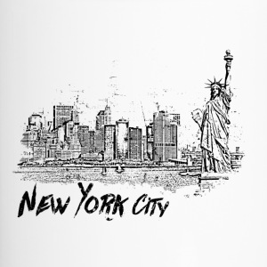New York City - Mug thermos