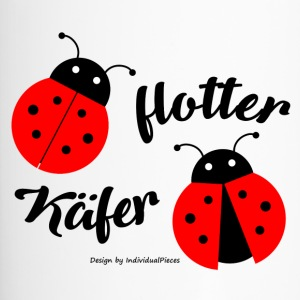 flotter Kaefer - Thermobecher