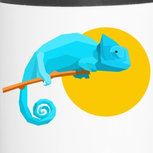 Geometric Chameleon - Thermobecher