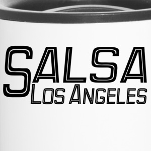 Salsa Los Angeles - Salsa Dance Shirts - Thermobecher