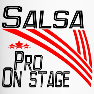 Salsa Pro - On Stage - Pro Dance Edition - Travel Mug