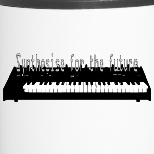 Synthesise for the future - Travel Mug