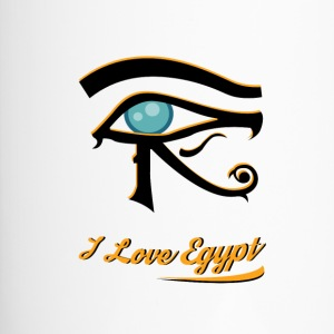 i love Egypt 1 - Travel Mug