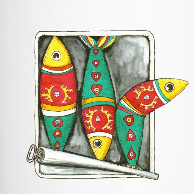 Les sardines du Portugal