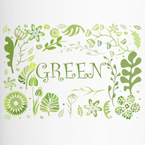 Go green - Thermobecher