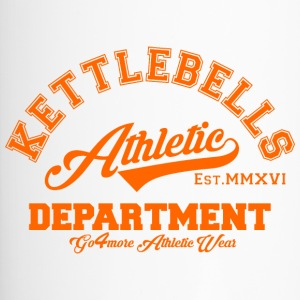 Kettlebell Athletic Department - Travel Mug
