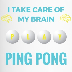 PING PONG - MY BRAIN - Thermobecher