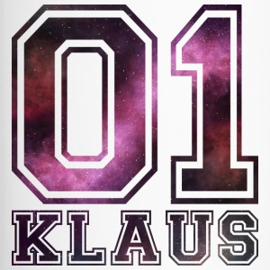Klaus Name - Thermobecher