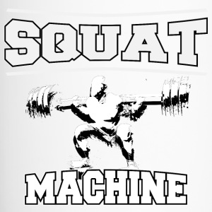 SQUAT MACHINE - Thermobecher