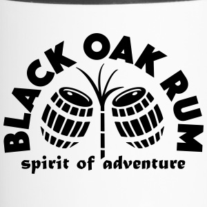 Black Oak Rum - Travel Mug