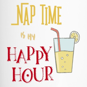 Nap Time is my Happy Hour - Thermobecher