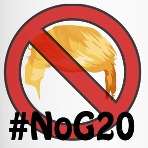 NoG20 Trump - Termosmugg