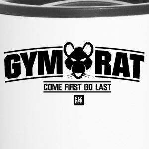 GYM RAT FITNESS WEAR - Thermobecher