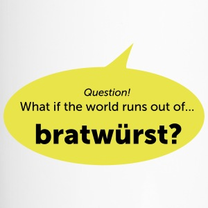 Bratwurst - Thermobecher