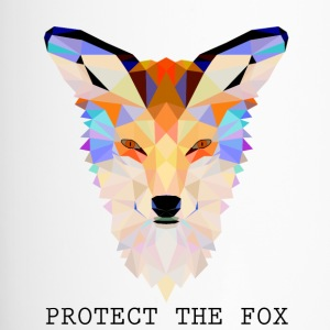 Protect Fox - Travel Mug