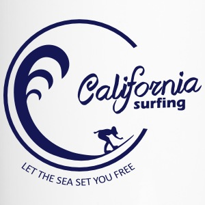 California Surf 03 - Tazza termica