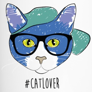 #CatLover - Thermobecher