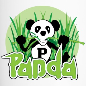 Panda-Bär - Thermobecher