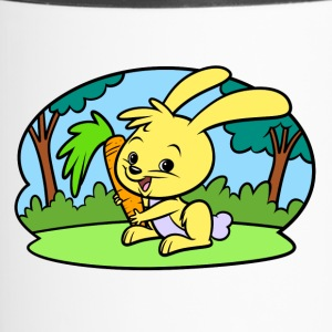 Piccolo Art Collection Bunny - Tazza termica