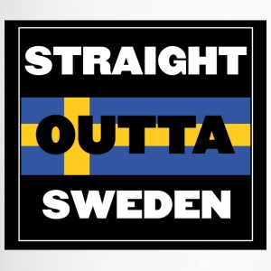 Straight Outta Schweden - Thermobecher
