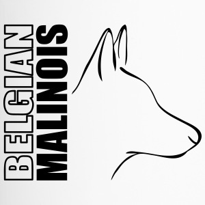 BELGIAN MALINOIS PROFILE - Travel Mug