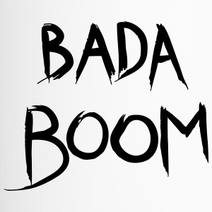 bada boom - Travel Mug