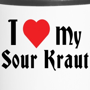 Love My Sour Kraut Zuurkool - Thermo mok