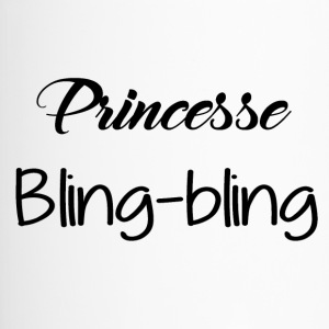 bling princess - Termosmugg