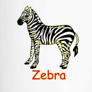 Vector Zebra - Thermo mok