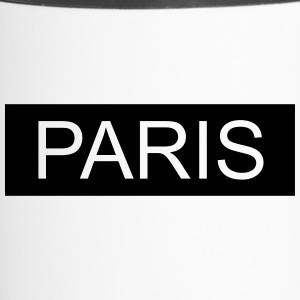 Paris - Travel Mug