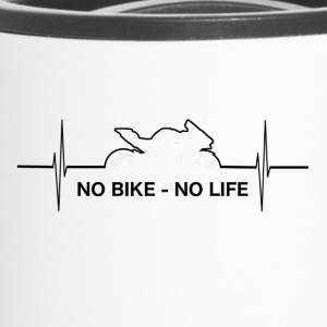 No_Bike_No_LIFE - Mug thermos