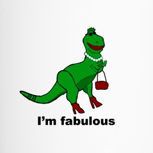 Fabulous Dinosaurier - Thermobecher