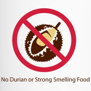 No Durian - Thermobecher