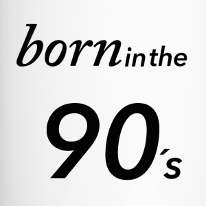 Born in the 90´s - Taza termo