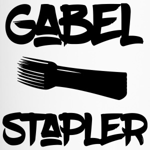 Gabelstapler - Thermobecher