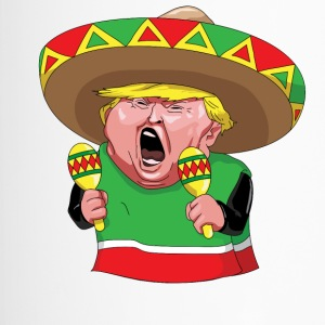 Trump Mexicans - Travel Mug