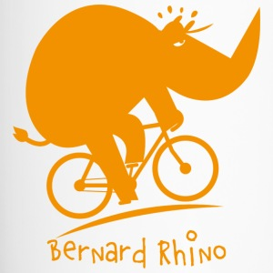 Bernard rhino - Travel Mug