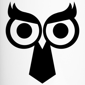 Mr Owl - Travel Mug